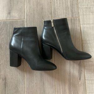 Aldo Black Boots size 9